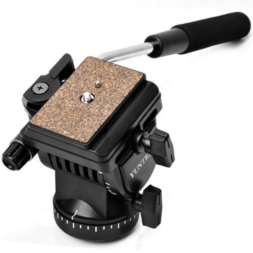 GoTime YunTeng YT-950 Professional Photography DSLR DV Hydraulic Pressure Fluid Tripod Head For Shooting Filming Studio Video Camera - intl