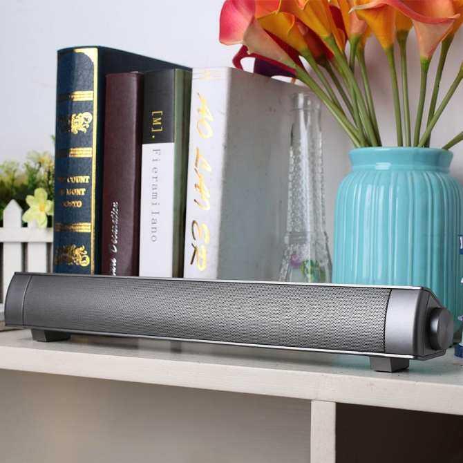 YYSL-Bluetooth 4.1 Sound Bar Handsfree Speaker Subwoofer Home Theater Soundbar