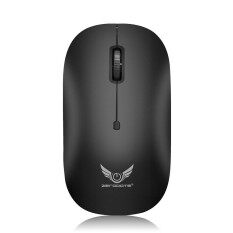 ZERODATE T18 Bluetooth 3.0 Wireless Mouse Portable Mobile 3-Button Mouse with High-definition Optical Sensor for PC Laptop Tablet Computer Malaysia