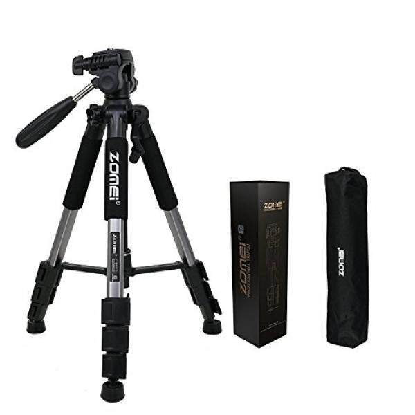 ZOMEI Zomei Q111 Travel Tripod Lightweight with Pan Head 1/4