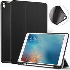 MYR 185. Ztotop iPad Pro 10.5 Case with Pencil Holder, Ultra Slim Soft TPU Back and Trifold Stand Cover ...