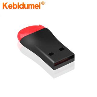 Kebidumei Đầu Đọc Thẻ SD Micro USB 2.0 Mini Bộ Nhớ Flash SDHC Chất Lượng Cao TF T-Flash, Cho Máy Tính Để Bàn PC Máy Tính Xách Tay thumbnail