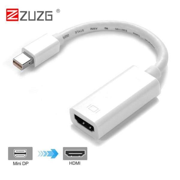 Bảng giá ZUZG Bộ Chuyển Đổi Cáp Mini DP Sang HDMI Cổng Hiển Thị Mini Thunderbolt Cổng Chuyển Đổi Sang HDMI Dành Cho Apple Mac Pro Máy Tính Xách Tay Không Khí Phong Vũ