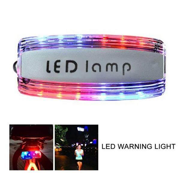 1 Chiếc Đèn LED Đeo Vai Có Thể Sạc Lại, Đèn Cảnh Báo Loại Kẹp Vai Nhấp Nháy Màu Đỏ Và Xanh Dương Đèn Tín Hiệu An Toàn Tuần Tra Đèn LED Cảnh Báo Đèn An Toàn Tuần Tra