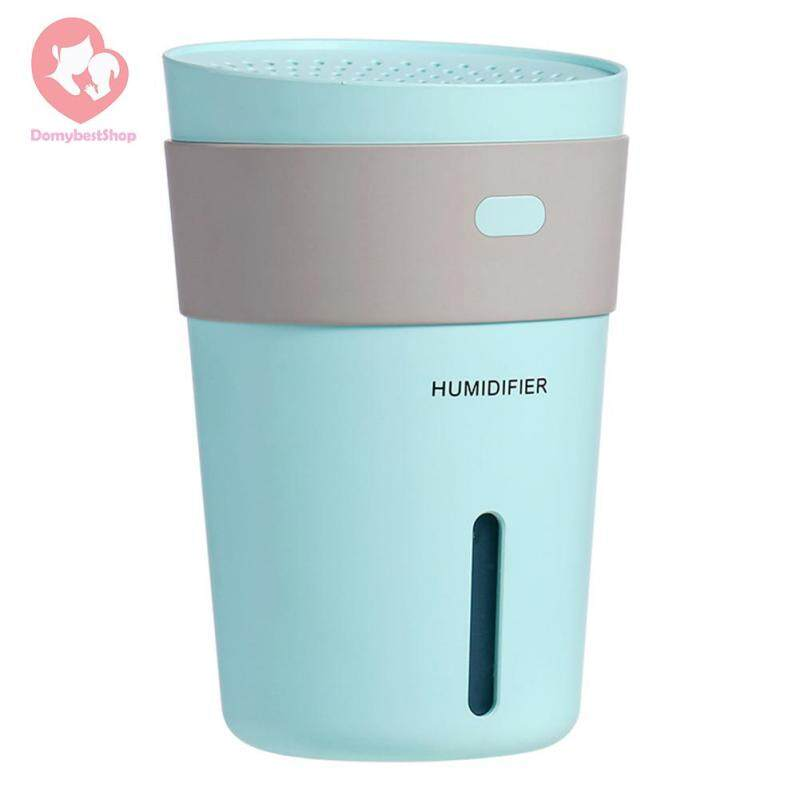 260ml 7 Colors LED Ultrasonic USB Humidifier Aroma Essential Oil Diffuser Singapore