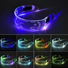Tuổi Thọ Pin Dài LED Kính Phát Sáng Kính Mắt Visor Cho Các Bữa Tiệc Giáng Sinh Halloween