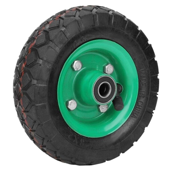 Inflatable Tire Wear-Resistant 6In Wheel 150mm Tire Industrial Grade Cart Trolley Tyre Caster 250Kg 36Psi