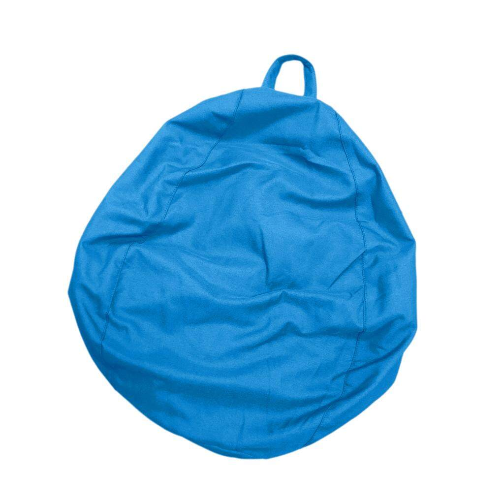 Loviver Bean Bag Cover without Filling Comfy Chair Comfortable Seating for Kids Home