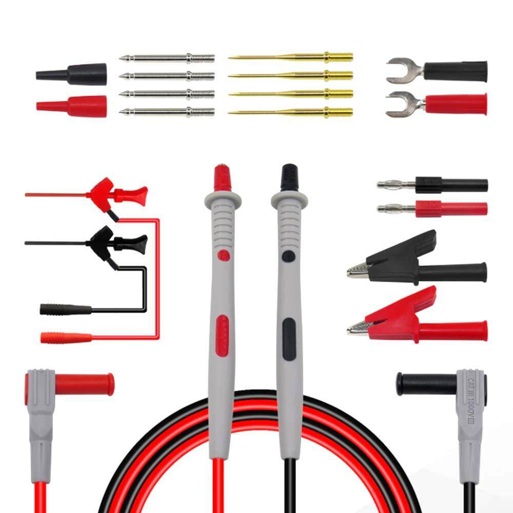 [JYA][COD][Freeshipping for Any 3 items]Multimeter Probes Replaceable Needles Test Leads Kits Probes for Digital Multimeter Feelers
