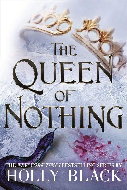 The Queen of Nothing (The Folk of the Air #3) Malaysia