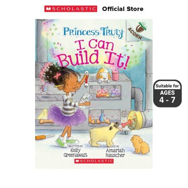 Princess Truly #3: I Can Build It! (ISBN: 9781338340099) ACORN Malaysia