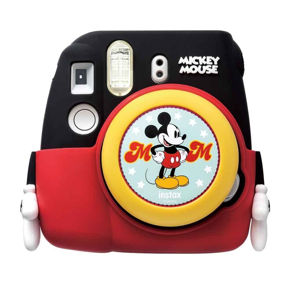 Fujifilm Instax Mini 9 Instant Camera ( Mickey Mouse Package ) | Lazada