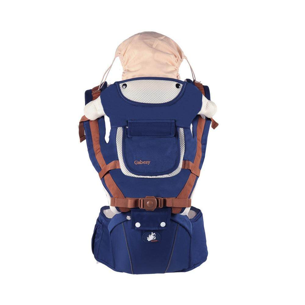 Multifunctional Breathable Baby Carrier Infant Baby Sling Pouch Wrap