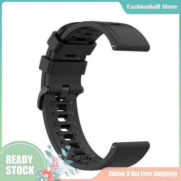 22mm Silicone Band Strap for Xiaomi Mi Watch Color Replacement Bracelet Malaysia