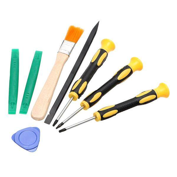 8Pcs/Set Opening Tools Set Repair Tool Kit Torx T8 T6 T10 H35 Screwdriver For Xbox One Xbox 360 PS3 PS4 Screw Driver Tamperproof Hole