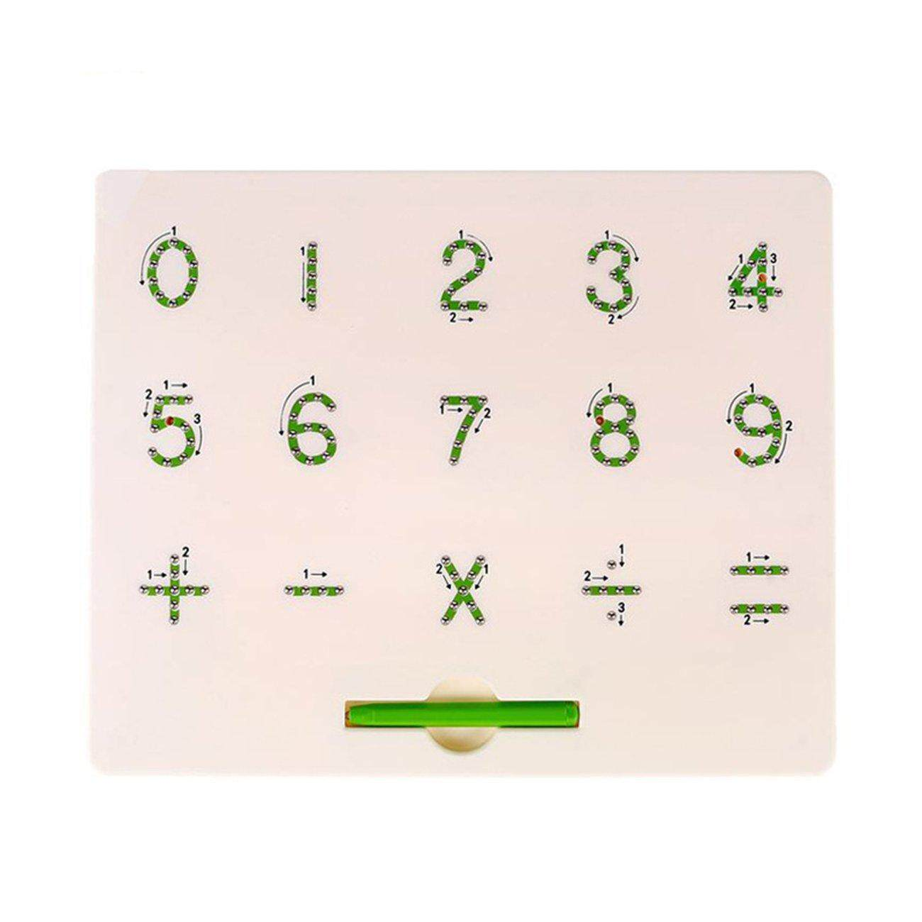 Hot Deals Children Mag*netic Alphabet Learner And Writing Board Education Tool