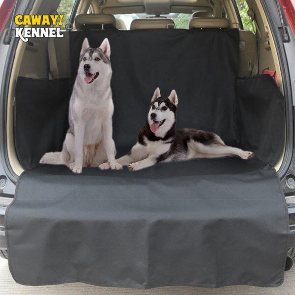 Túi Đựng Thú Cưng Cũi CAWAYI, Bọc Ghế Xe Hơi Cho Chó, Tấm Bảo Vệ Thảm Cốp Xe Mang Theo Cho Chó Mèo Vận Chuyển Chó Perro Autostoel Hond