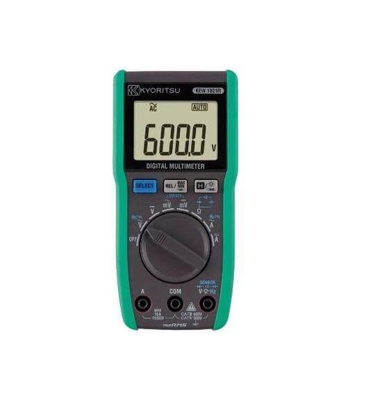Kyoritsu KEW 1021R, Digital Multimeter