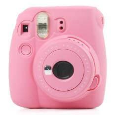 Huỳnh quang Silicone Mềm Mại Bảo Vệ dành cho MÁY chụp ẢNH lấy ngay FUJIFILM Instax Mini 9/Mini 8 +/Mini 8
