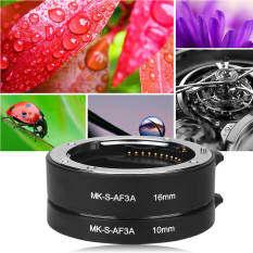Bộ Ống mở rộng Macro Tự động lấy nét 10mm 16mm cho máy ảnh Sony E mount