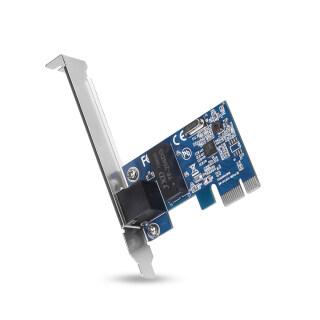 Card Mạng PCI-E Gigabit Ethernet 10 100 1000Mbps, Bộ Chuyển Đổi LAN RJ45 PCI Express 1000Mbps Cho Máy Tính Để Bàn PC thumbnail