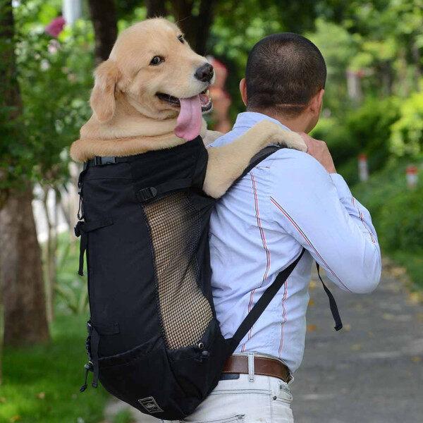 Chó Ba-lô Thú Cưng Túi Đựng Lớn, Đi Du Lịch Ngoài Trời, Đi Bộ Đường Dài Roupa De Cachorro Quần Áo Cho Cún Roupa De Cachorro
