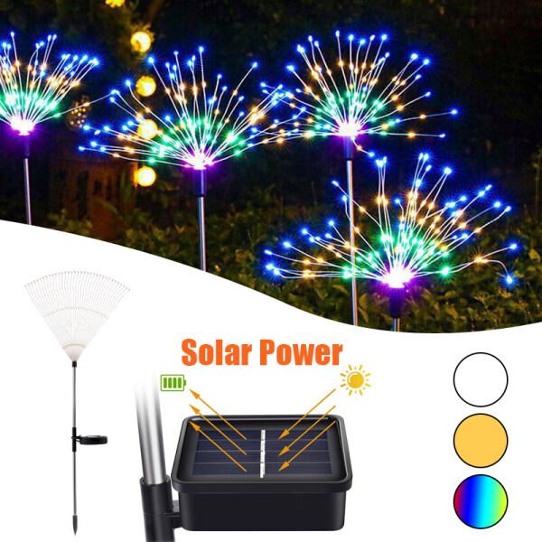 Bảng giá Đèn Năng Lượng Mặt Trời Ngoài Trời Đèn Trang Trí Sân Vườn Đèn Pháo Hoa Trang Trí Giáng Sinh