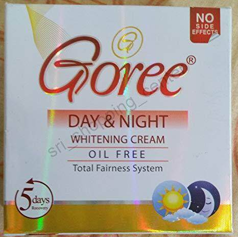 Gore Day And Night Whitening Cream Oil Free By Ayzal Beautycorner.