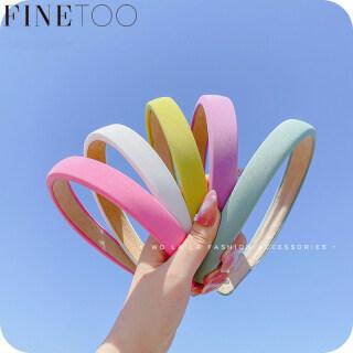 Băng Đô Màu Trơn Thời Trang Hàn Quốc Đẹp Quá Băng Đô Nữ Dễ Thương Ngọt Ngào Màu Kẹo Ngọt Cho Nữ, Phụ Kiện Tóc thumbnail