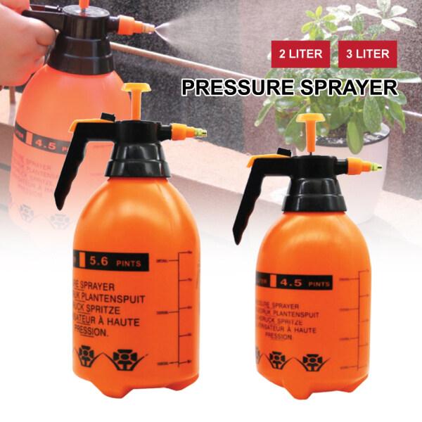 2L / 3L Pressure Sprayer Ready Stock Multi Purpose Hand Pump Spray Garden Spraying Household Long Nozzle