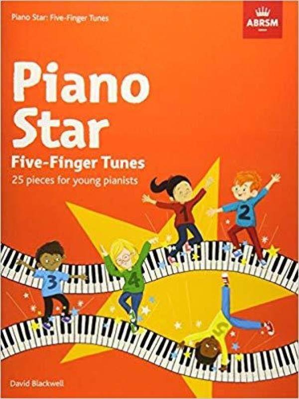 Piano Star Five-Finger Tunes ABRSM Malaysia