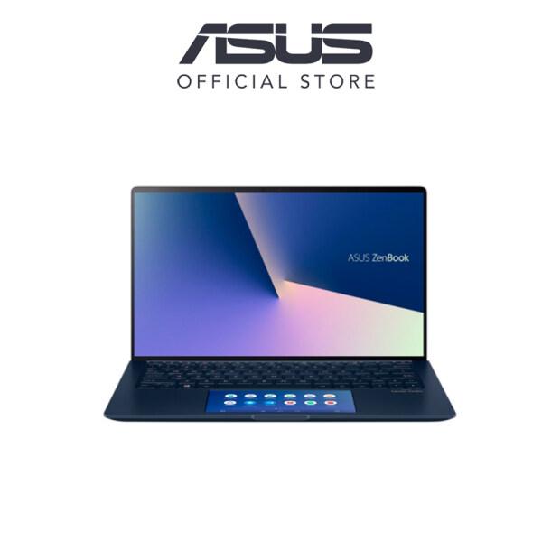 Asus Zenbook 13 UX334F Laptop ( I5-10210U, 8GB, 512GB, MX250 2GB, W10 )Free RM20 Aeon Voucher+Sleeve Malaysia