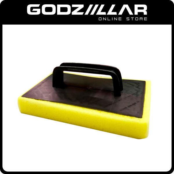 [BEST GRADE] Sponge Scrub / Cement Trowel With Handle