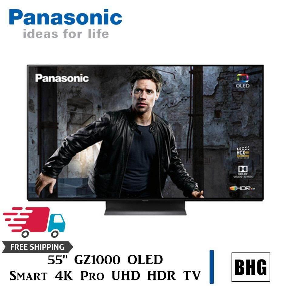 PANASONIC 55'' GZ1000 OLED 4K PRO UHD HDR SMART TV TH-55GZ1000K ,TH55GZ1000K