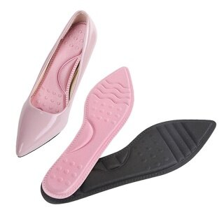Miếng Lót Giày Giày Cao Gót Nữ Đế Trong 3D Chỉnh Hình Hỗ Trợ Đệm Thoáng Khí Mát Xa thumbnail