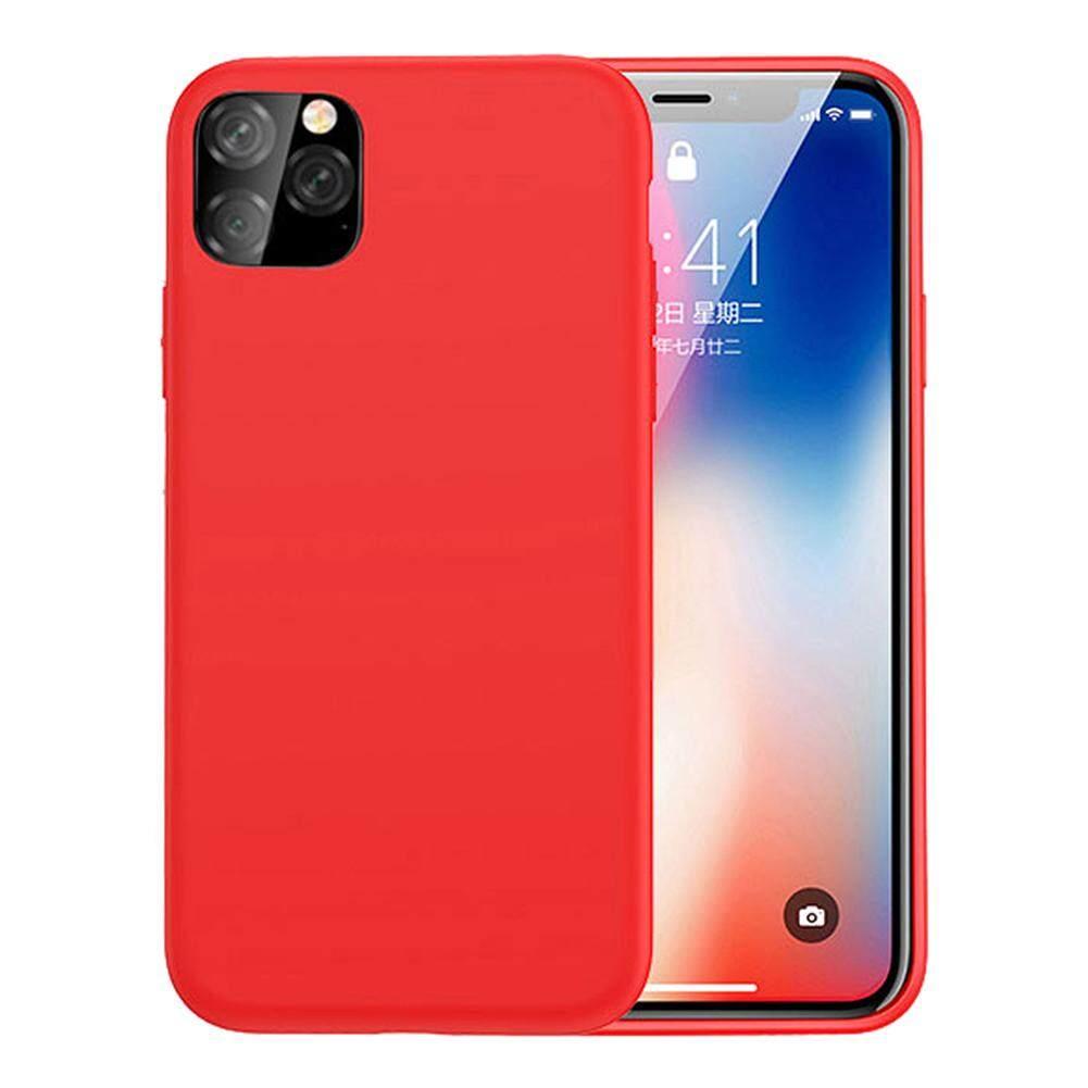 Giá Quá Tốt Để Mua Chống Sốc Silicone Lỏng Ốp Điện Thoại Di Động Điện Thoại Bảo Vệ Vỏ Cho Iphone 11 6.1 Inch