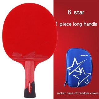 Ping Pong Paddle with Killer Spin Case for Free - Professional Table Tennis Racket for Beginner and Advanced Players 6 7 8 Star thumbnail