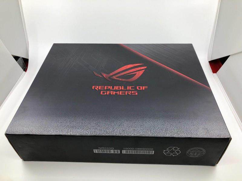 ASUS ROG Strix Hero II 15.6 Gaming Laptop i7-8750H 16GB 256GB SSD 1TB GTX 1060 Malaysia