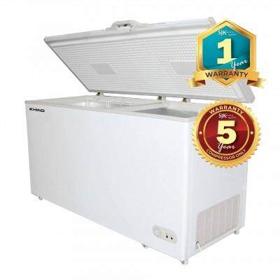Khind Chest Freezer FZ602 (540L) Built-in Lock