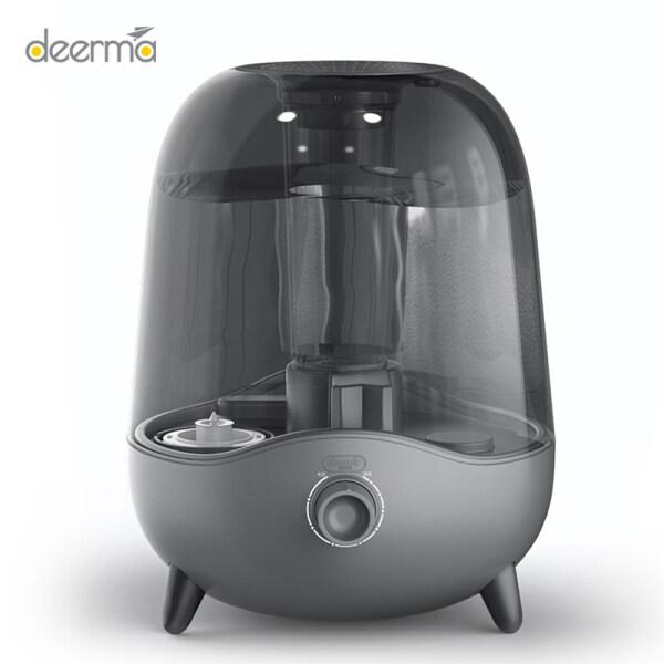 100% Original Xiaomi Deerma DEM - F323 Cool Mist Air Humidifier 5L Large Capacity Singapore