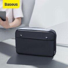 Baseus túi lưu trữ kỹ thuật số di động tiện ích USB Túi đựng dây cáp Túi đựng dây sạc tai nghe phụ kiện du lịch