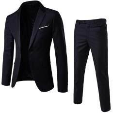 01 bộ áo vest ôm dáng và quần cho nam phong cách doanh nhân – INTL
