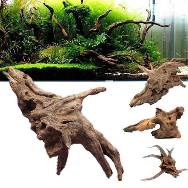 15 cm Gỗ Trôi Gốc Đăng Nhập Gốc Cây Nồi Gốc Trang Trí Bể Cá Tự Nhiên Cây Gỗ Lũa Đăng Nhập Bể Cá Cảnh Bể Cá