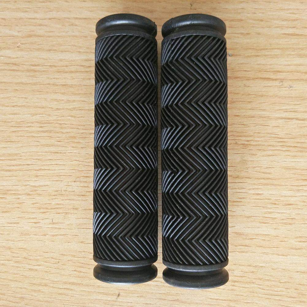 2pcs Non Slip Soft Rubber Mountain Bicycle Handlebar MTB Bike Handle Grips