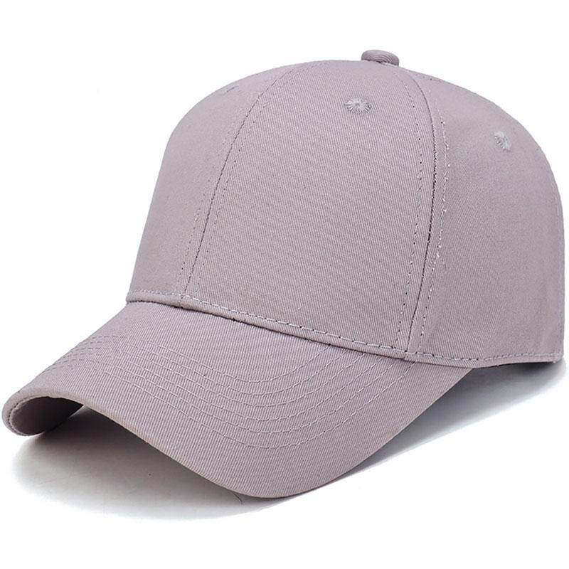 d97761e38e36f Solid Color Baseball Cap Men Cap Outdoor Fashion Design and high Quality Sun  Hat