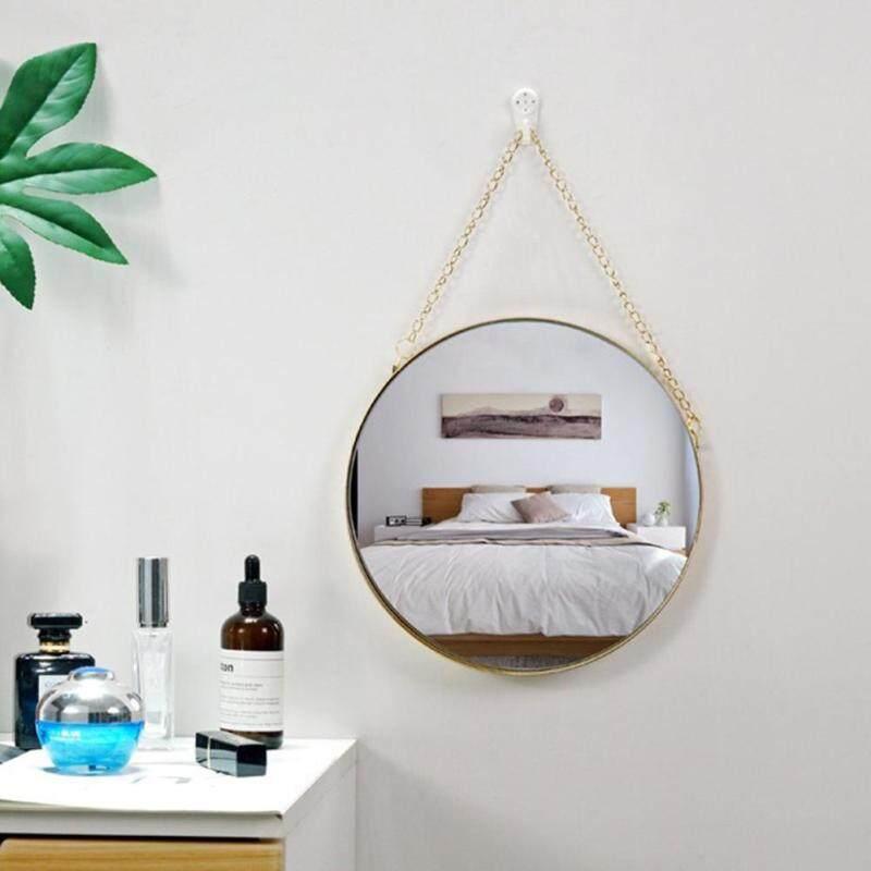 Trang trí tường mặt dây chuyền sáng tạo treo tường Bắc Âu gương phòng khách treo tường phòng ngủ phụ kiện nhà sáng tạo