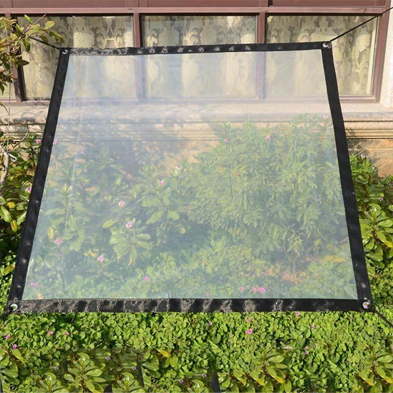 [Kitsmall]Plant Canopy Shade Cloth Rainproof Cover Sunblock Balcony Sun Shade Net