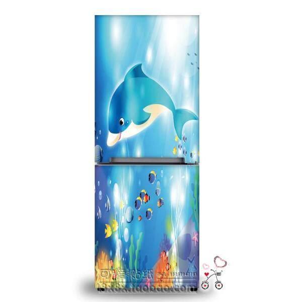 Tủ Lạnh Giấy Dán Trang Trí Dán Tranh Tủ Lạnh Màng Dán Tủ Lạnh Cửa Giấy Dán Tủ Lạnh Tân Trang Giấy Dán Bìa Giấy Dán Tường R195
