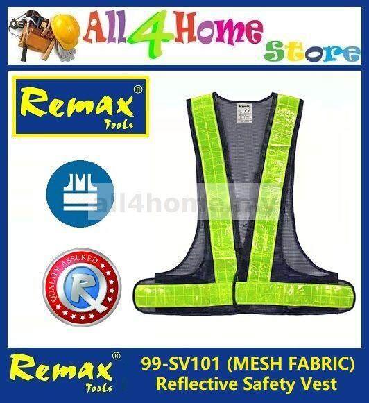 99-SV101 REMAX Reflective Safety Vest (MESH FABRIC)