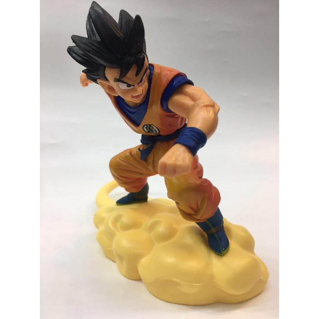Anime Dragon Ball Z Somersault Cloud Goku PVC Action Figure Figurine Toy Gift